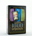Bild på The Deck of 1000 Spreads: Your Tarot Toolkit for Creating the Perfect Spread for Any Situation