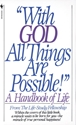 Bild på With God All Things Are Possible
