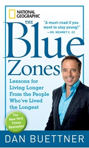 Bild på Blue zones - lessons for living longer from the people whove lived the long