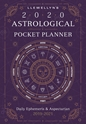 Bild på Llewellyn's 2020 Astrological Pocket Planner: Daily Ephemeris & Aspectarian 2019-2021