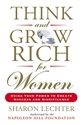 Bild på Think and grow rich for women - using your power to create success and sign