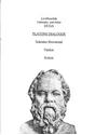 Bild på Platons dialoger; Sokrates Försvarstal, Faidon, Kriton