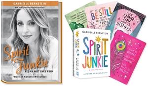 Bild på Paketpris Spirit Junkie bok (sv) +kortlek (en)