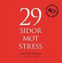 Bild på 29 sidor mot stress