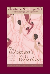 Bild på Women's Wisdom Perpetual Flip Calendar : A Calendar To Use Year After Year