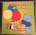 Bild på Lill-Nalle & Stor-Nalle CD