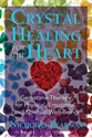 Bild på Crystal healing for the heart - gemstone therapy for physical, emotional, a