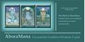 Bild på Aboramana: Channeled Goddess Wisdom Cards (89 Cards & Guidebook)