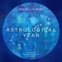 Bild på Astrological Year 2022 Wall Calendar