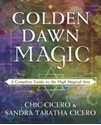 Bild på Golden Dawn Magic: A Complete Guide to the High Magical Arts
