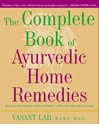 Bild på The Complete Book of Ayurvedic Home Remedies